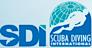 Andi International's Competitor - Scuba Diving International logo