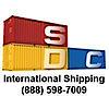SDC International Shipping's Company logo