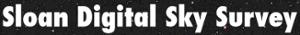 The Sloan Digital Sky Survey's Company logo