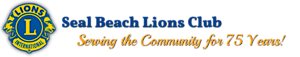 Seal Beach Lions Club's Company logo