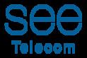 SEE Telecom's Company logo