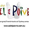 Sel & Poivre Cafe's Company logo