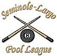 Seminole-largo Pool League's Company logo