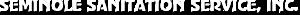 Seminole Sanitation Service's Company logo