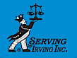 Serving By Irving's Company logo