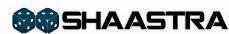 Shaastra's Company logo