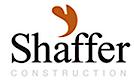 Shaffer Construction's Company logo