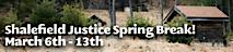 Shalefield Justice Spring Break's Company logo