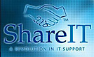 Shareit's Company logo