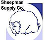 Sheepman Supply's Company logo