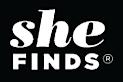 SheFinds Media's Company logo