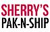 Hand Sanitizer Store's Competitor - Sherry's Pak-n-ship logo