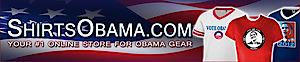 Shirts Obama Store's Company logo