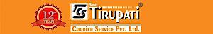 Shree Tirupati Courier Service's Company logo