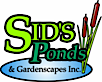 Sid's Ponds And Gardenscapes's Company logo
