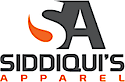 Siddiqui's Apparel's Company logo