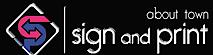 Sign and Print's Company logo