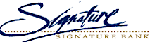 Signature Bank's Company logo