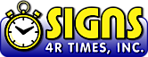 Signs 4r Times's Company logo