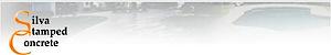 Silva Stamped Concrete's Company logo