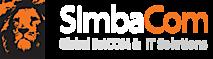 Simbacom's Company logo