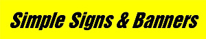 Simple Signs & Banners's Company logo