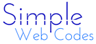 Simple Web Codes's Company logo
