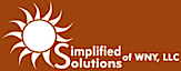 Simplified Solutions of WNY's Company logo
