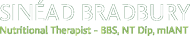 Sinead Bradbury Nutrition & Health Consulting's Company logo