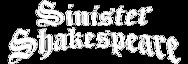 Sinister Shakespeare & Manic Messiah's Company logo