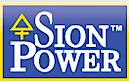 Sion Power's Company logo