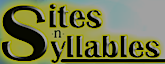 Sites & Syllables's Company logo
