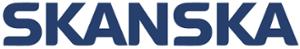 Skanska 's Company logo