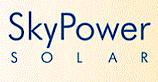 Sky Power Solar's Company logo