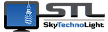 Sky Techno Light's Company logo