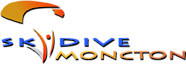 Skydive Moncton's Company logo