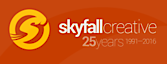 Skyfall Creative's Company logo