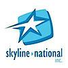 Skyline National's Company logo
