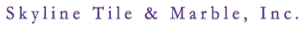 Skyline Tile and Marble's Company logo