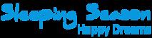 Sleeping Season's Company logo