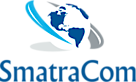Smatracom's Company logo