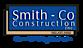 MTM Construction's Competitor - Smith-co Construction logo