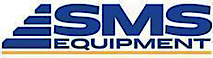 SMS Equipment's Company logo