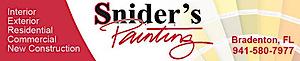 Snider's Painting's Company logo
