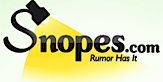 Snopes's Company logo
