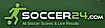 Soccerpunter's Competitor - Soccer24 logo