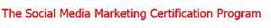 Social Media Marketing Certification's Company logo