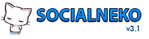 Socialneko's Company logo