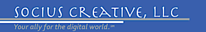 Socius Creative's Company logo