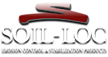 Soil-loc's Company logo